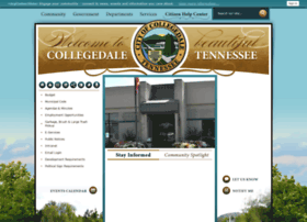 collegedaletn.gov