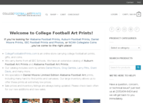 collegefootballartprints.com