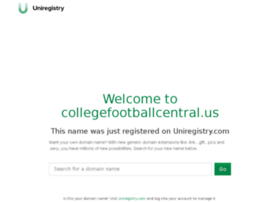 collegefootballcentral.us
