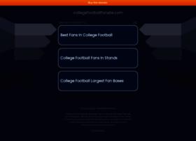 collegefootballfansite.com