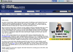 collegefootballgeek.com