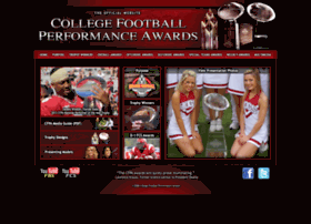 collegefootballperformance.com