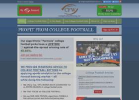 collegefootballwinning.com