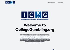 collegegambling.org