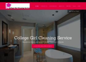 collegegirlcleaningservice.com