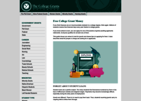 collegegrant.net