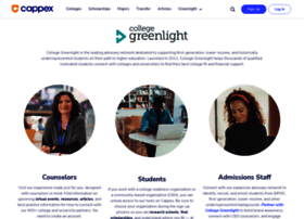 collegegreenlight.com