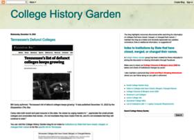 collegehistorygarden.blogspot.com