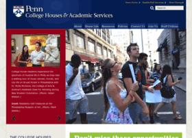 collegehouses.upenn.edu