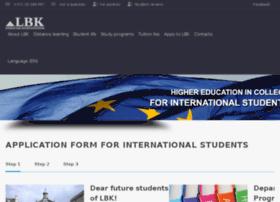 collegelbk.com