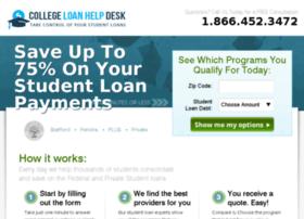 collegeloanhelpdesk.com