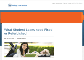 collegeloanservices.org