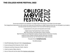 collegemoviefestival.com