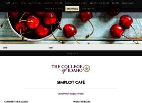 collegeofidaho.cafebonappetit.com