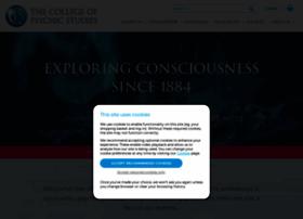collegeofpsychicstudies.co.uk