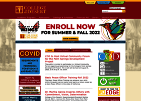 collegeofthedesert.edu