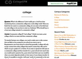 collegeotr.com