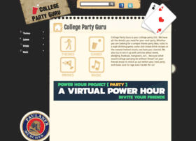 collegepartyguru.com