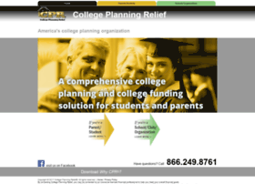 collegeplanningrelief.com