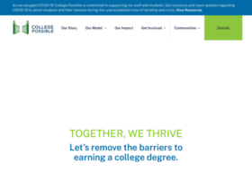 collegepossible.org