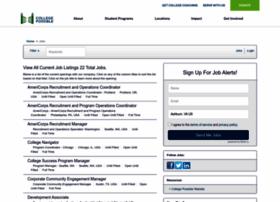 collegepossiblelt.applicantpro.com