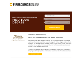 colleges.firescience.org