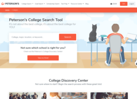 colleges.petersons.com