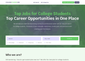 collegestudentjob.org
