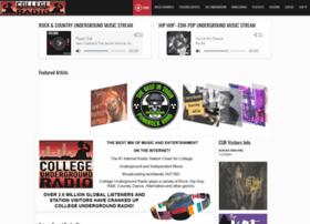 collegeundergroundradio.com