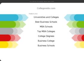 collegevote.com