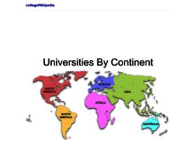 collegewikipedia.com