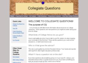 collegiatequestions.com
