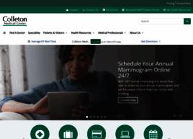 colletonmedical.com