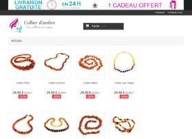 collier-d-ambre.fr