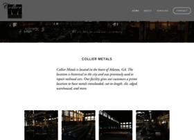 colliermetals.com