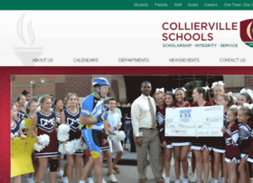 colliervilleschools.edlioschool.com