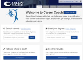 collin.emsicareercoach.com