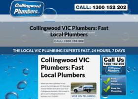 collingwoodplumbers.com