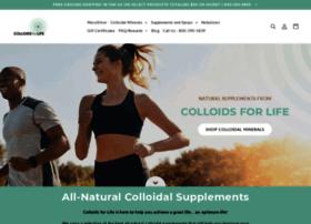 colloidsforlife.com
