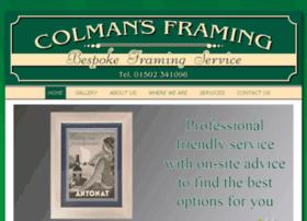 colmansframing.co.uk