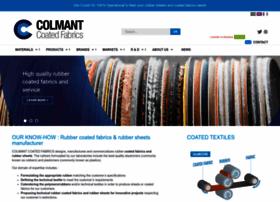 colmant-coated-fabrics.com