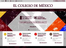 colmex.mx