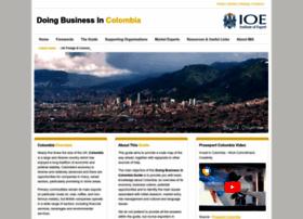 colombia.doingbusinessguide.co.uk