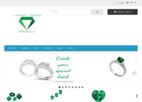 colombianemeraldsjewelry.com