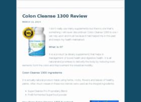 coloncleanse1300site.com