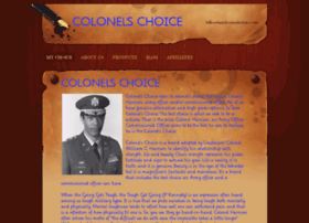 colonelschoice.com