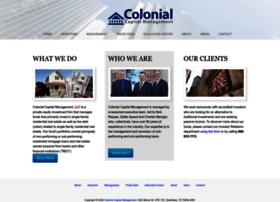 colonialcapitalmanagement.com