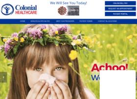 colonialfamilypractice.com