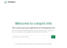 colopril.info