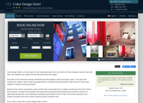 color-design-hotel-paris.h-rez.com